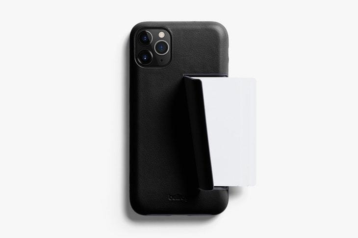 Bellroy Phone Case - 3 Card, iPhone 11 PRO MAX, sort