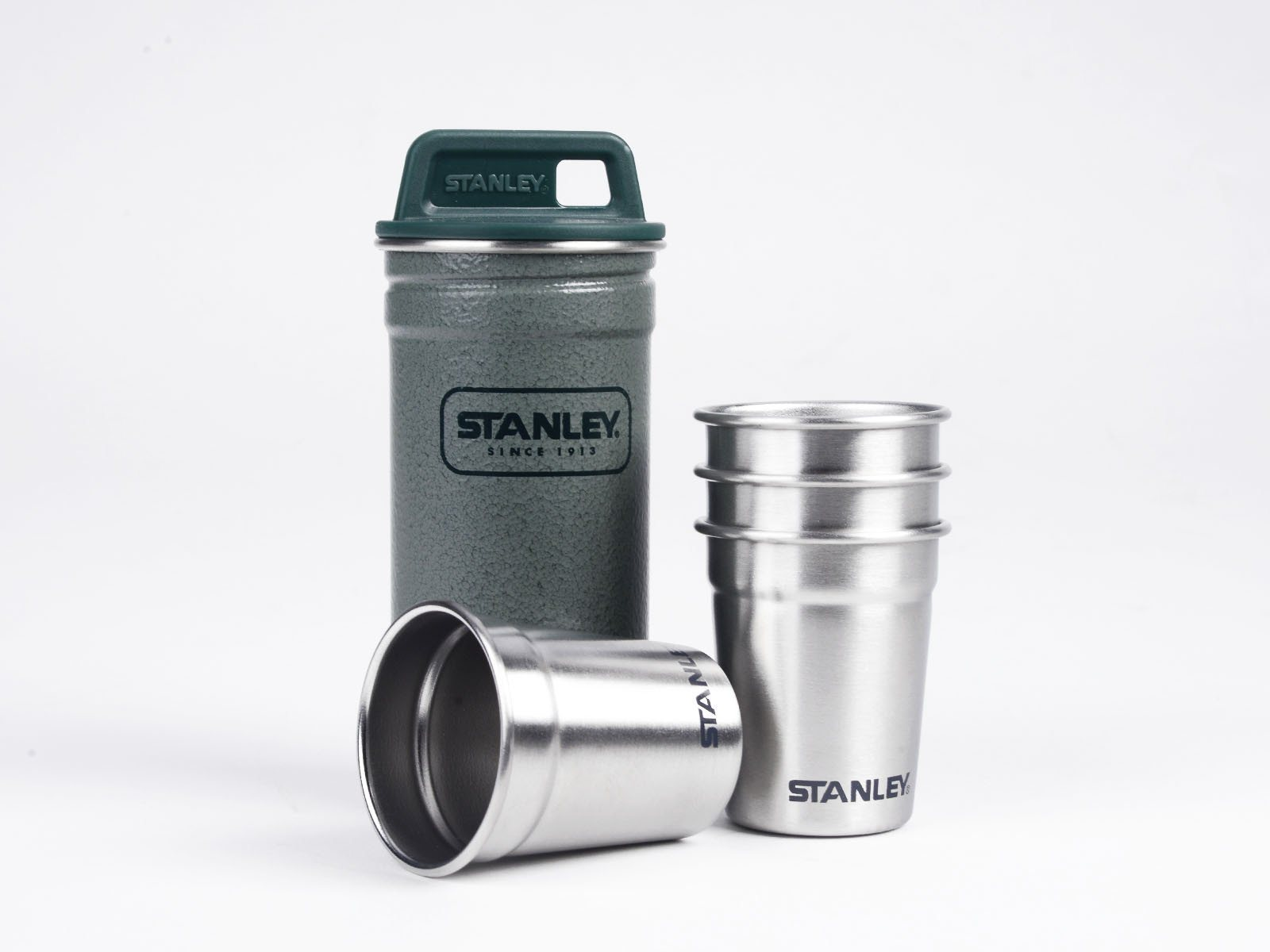 Stanley Adventure Shot Glass Set, grøn