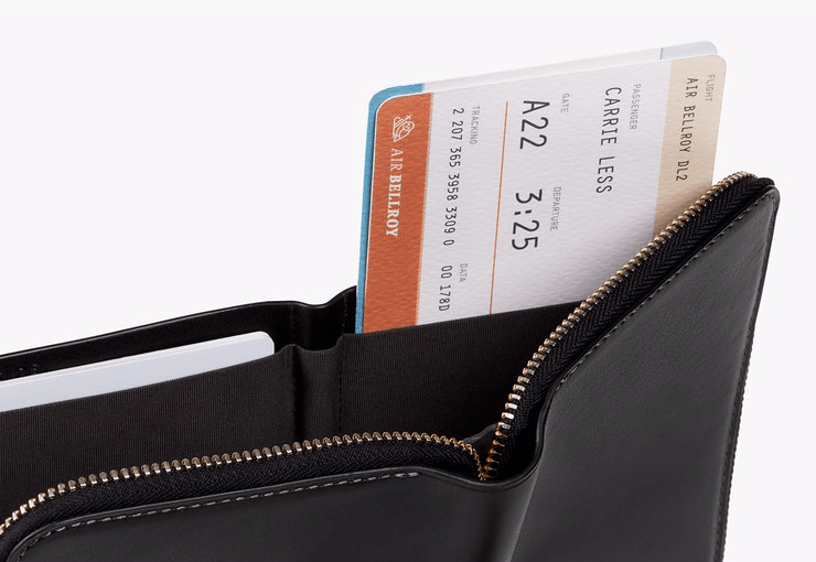 Bellroy Travel FOLIO RFID, sort