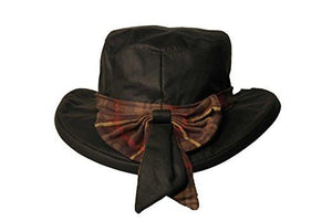 Ladies Thelma Bow Knot Wax Hat