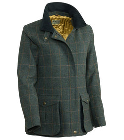 Sherborne ladies tweed jakke, str. 8