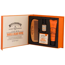 Mens Grooming Face & Beard Care Kit - til manden med fuldskæg