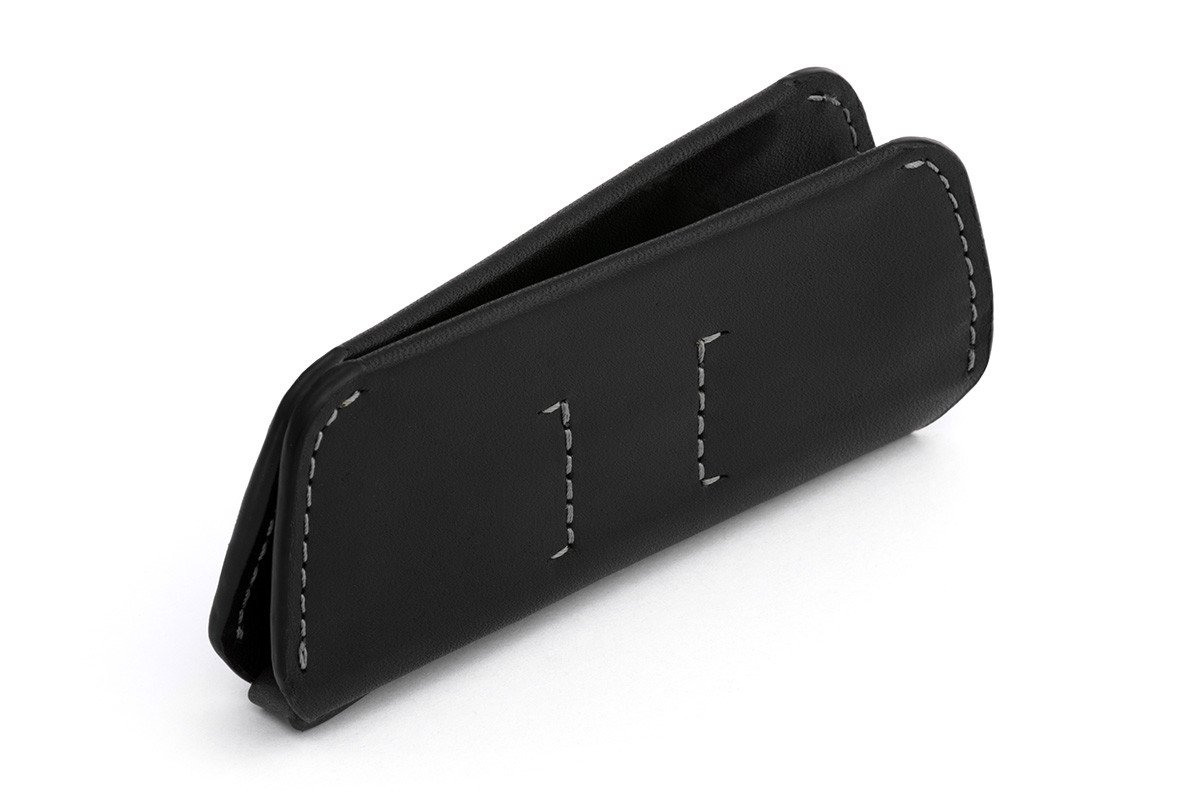 Bellroy Key Cover Plus, nøgleetui, sort