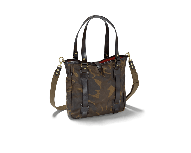 CROOTS Camouflage Tote Bag, kanvas