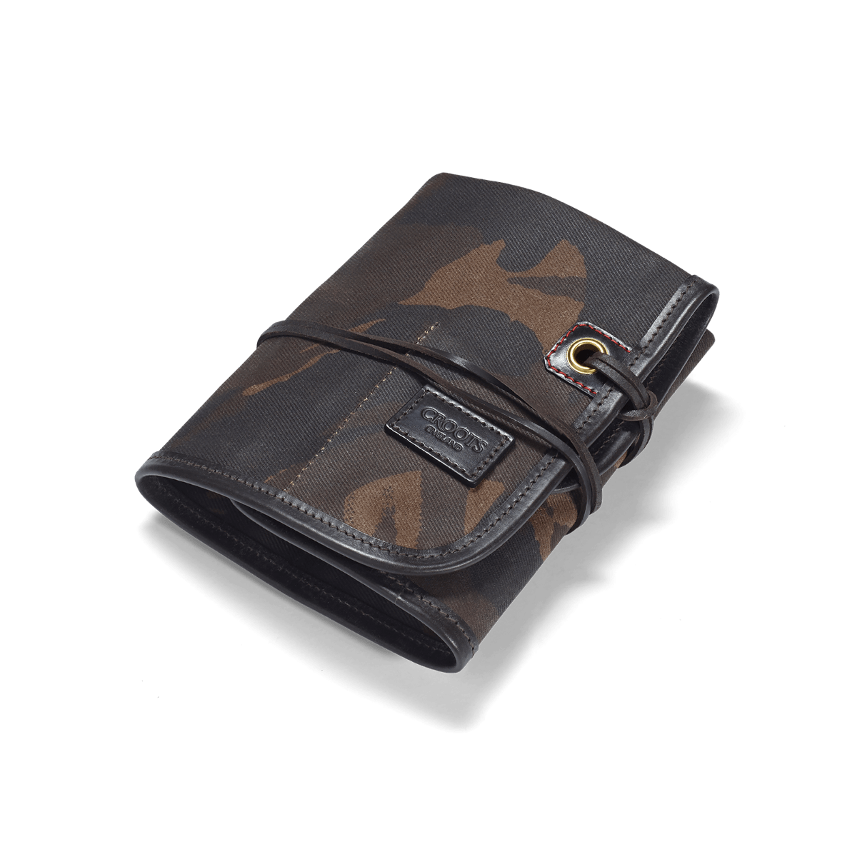CROOTS Camouflage Tool Roll, kanvas