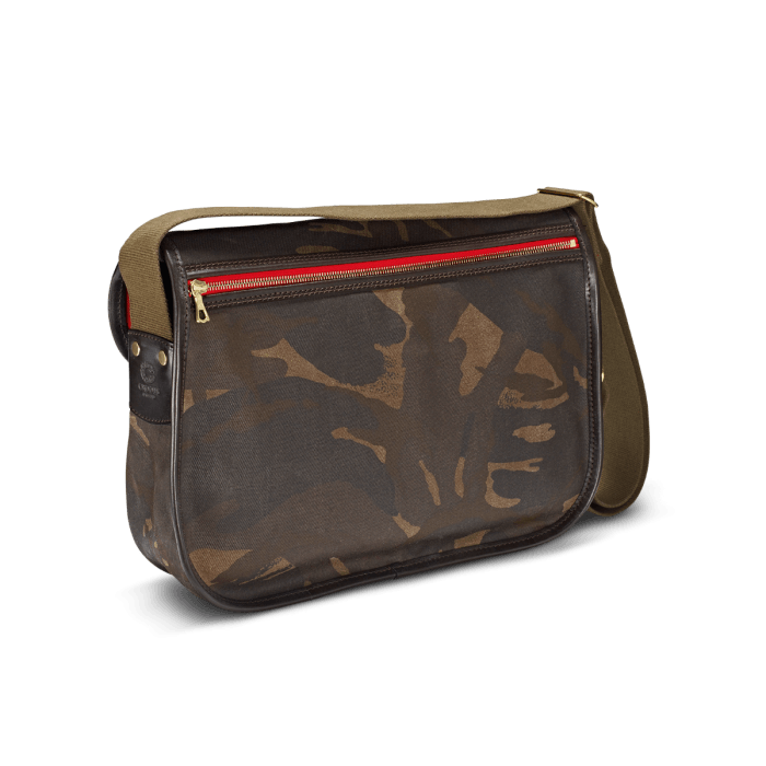 CROOTS Camouflage Carryall, kanvas