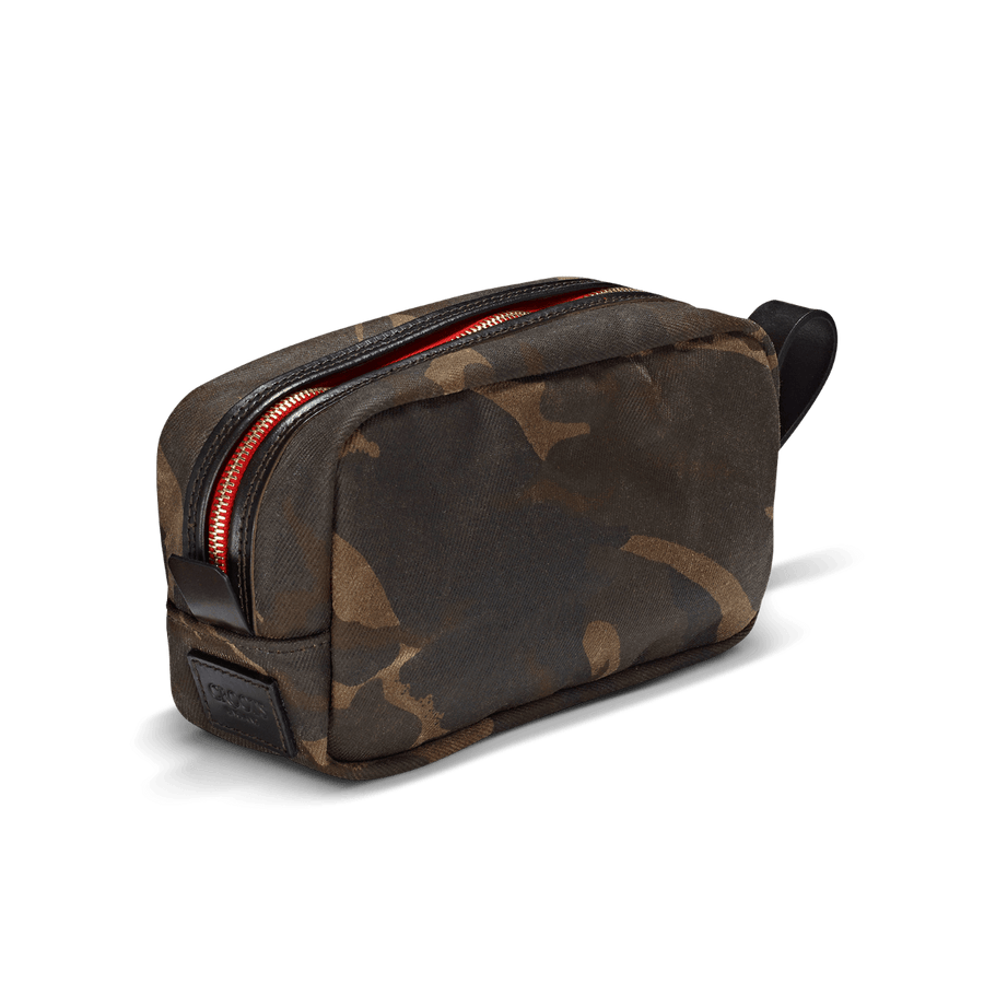 CROOTS Camouflage Washbag