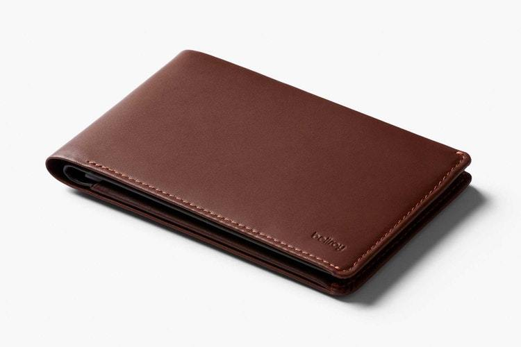 Image of   Bellroy Travel Wallet RFID, kakao