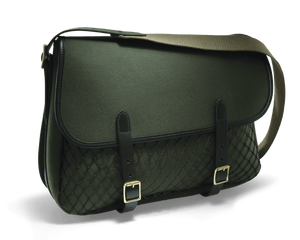 CROOTS Rosedale Game Bag, kanvas, dark loden