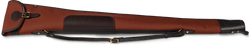 "CROOTS Rosedale Shotgun Slip 30"", kanvas, fox tan/ræverød"