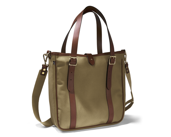 CROOTS Dalby Tote Bag, medium, kanvas, khaki