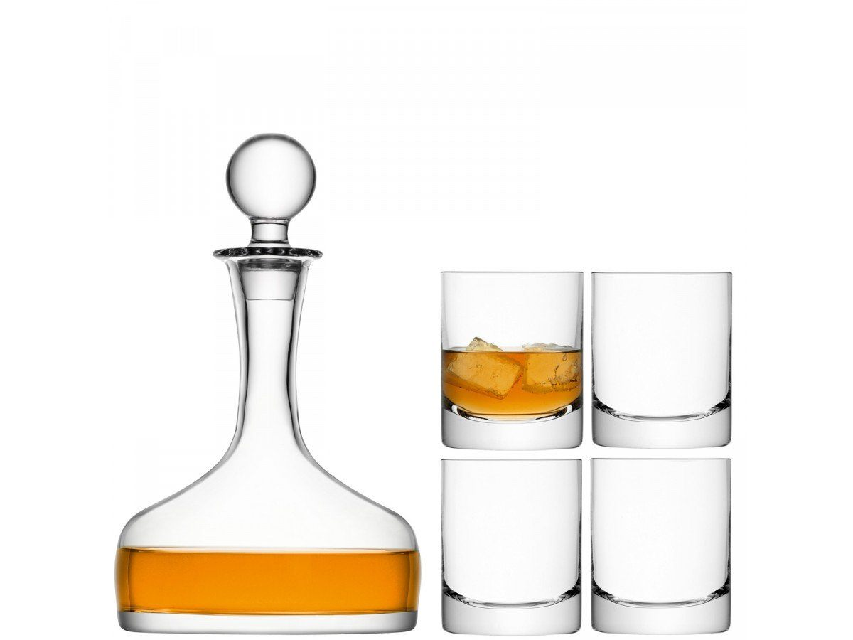 BAR Whisky Set 1,6L/250ML