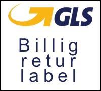 Image of   Billig GLS returfragt
