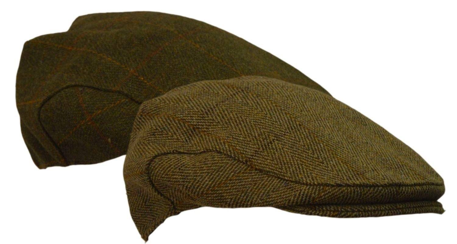 Tweed Country sixpence hat, lys salvie - Godsejeren.dk  - 4