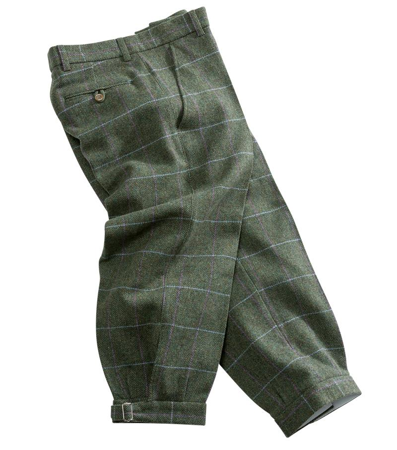 Image of   Albany ladies tweed breeks