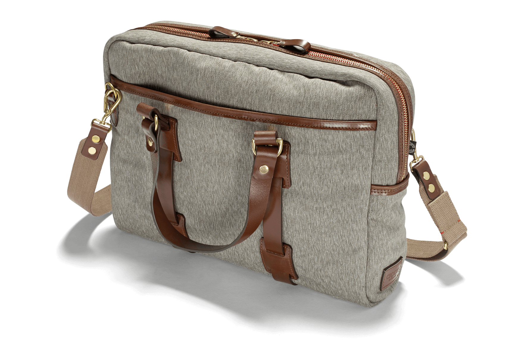 CROOTS Salt & Pepper Laptop Bag