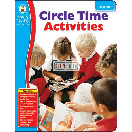 Circle Time Activities, Grade PreK