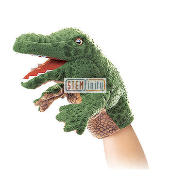 LITTLE ALLIGATOR PUPPET