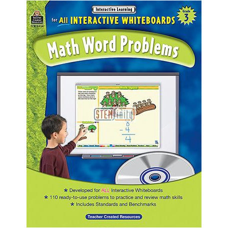 Interactive Learning: Math Word Problems, Grade 3