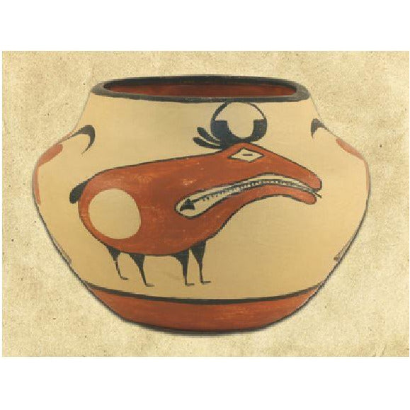 Art in History Native American Cultures: Acoma Pueblo Water Jar (1492-Present) Classroom Bundle