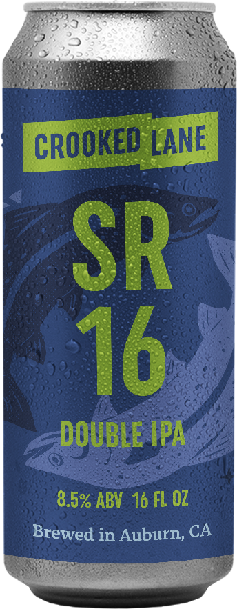 SR16 - Double IPA (4-Pack of 16 oz. cans)