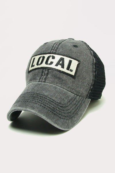LOCAL Patch Trucker