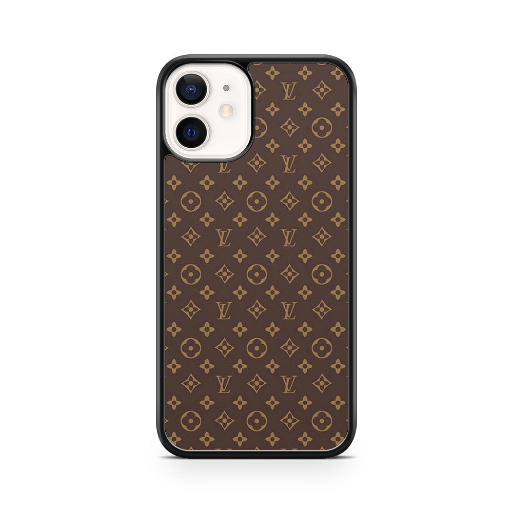 louis vuitton 2 iPhone 12 Phone Case Cover