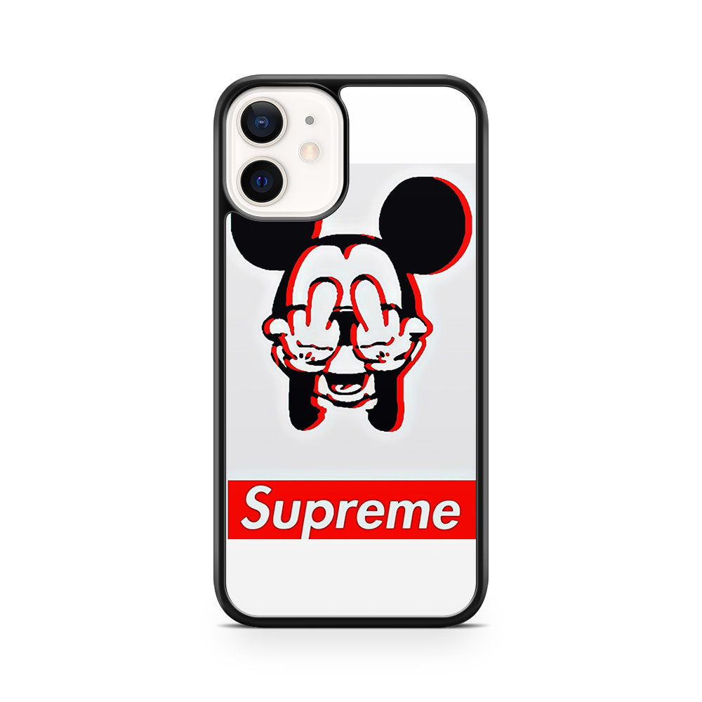 bape supreme 8 iPhone 12 Phone Case Cover