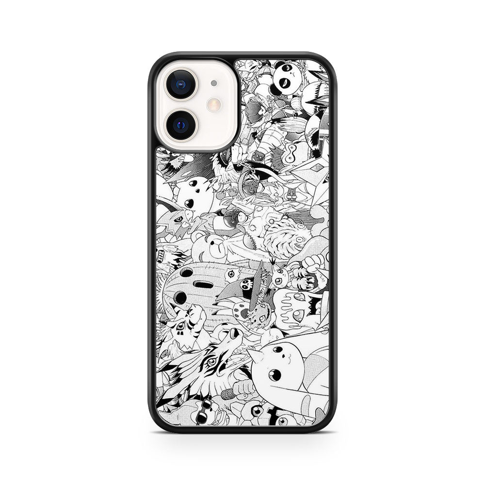 Ahegao 10 iPhone 12 Phone Case Cover