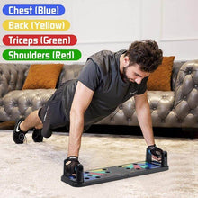 Load image into Gallery viewer, 14-in-1 Push-up board - superhumanhomefitness