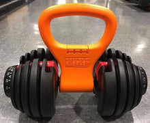 Load image into Gallery viewer, Adjustable Kettlebell Grip - superhumanhomefitness