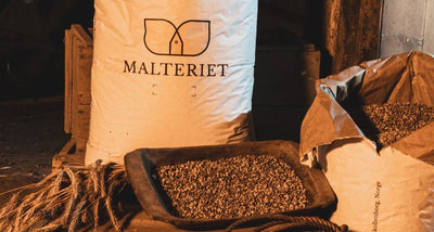 Measuring barley protein and moisture contents for malt quality