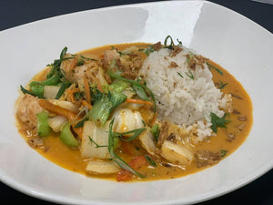 ULTIMATE COCONUT THAI CURRY - HUNGERSSTOPYYC, hungers stop, hungersstop, burgers calgary, best burgers calgary, fish and chips calgary, best fish and chips calgary, best restaurant calgary