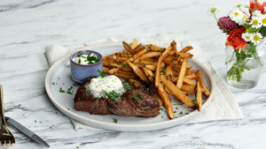 STEAK FRITES - HUNGERSSTOPYYC