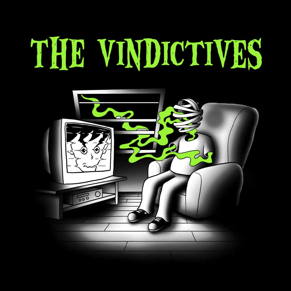 THE VINDICTIVES: Invisible Man