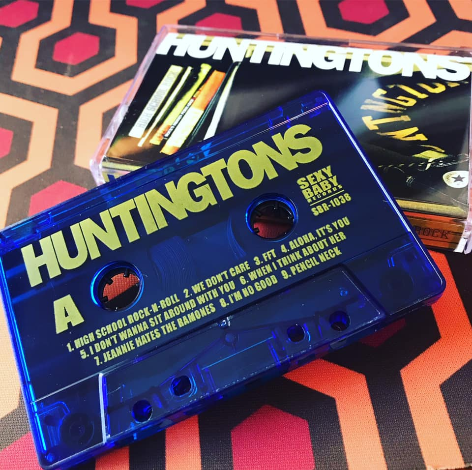 HUNTINGTONS: High School Rock Out Now