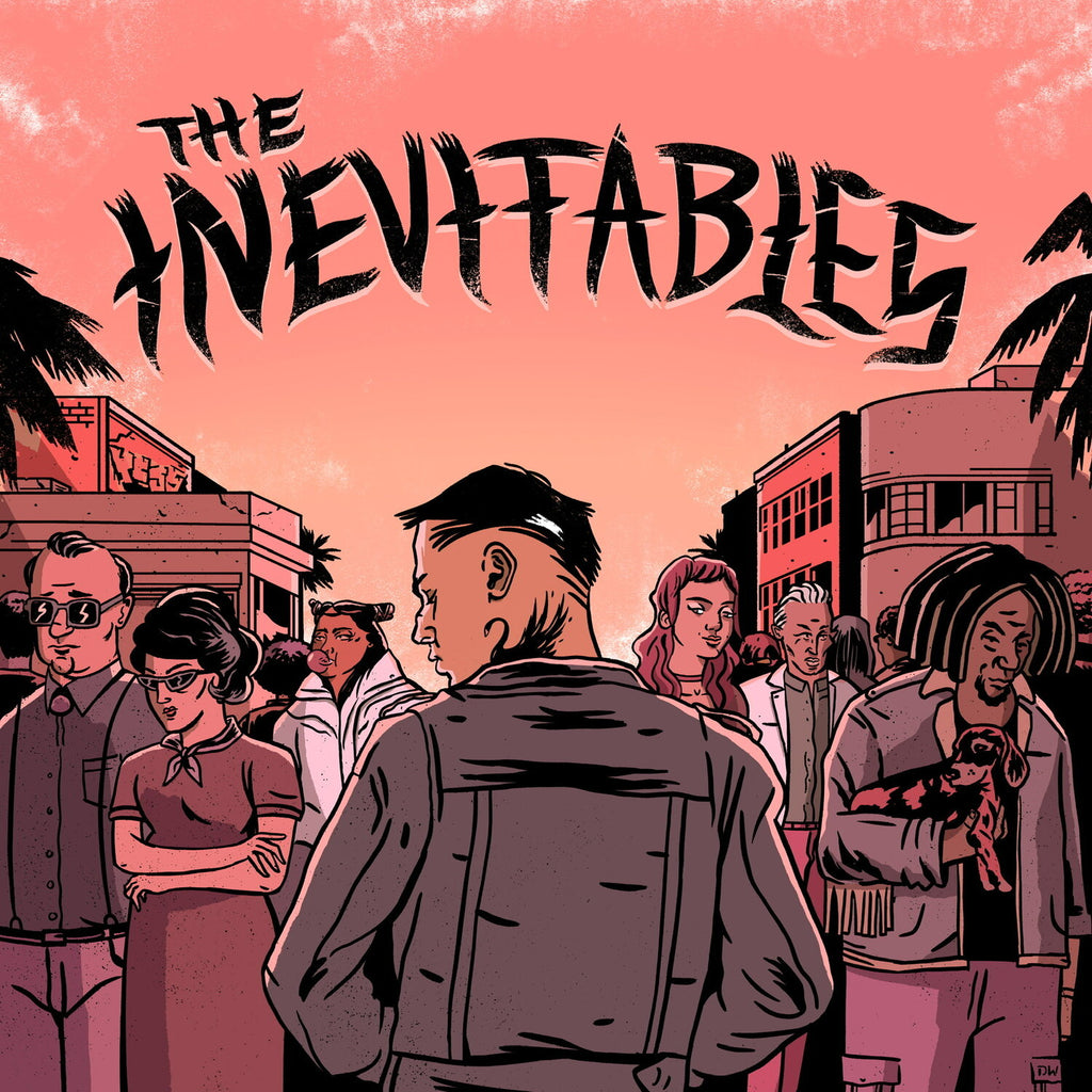 Sexy Baby Records welcomes THE INEVITABLES