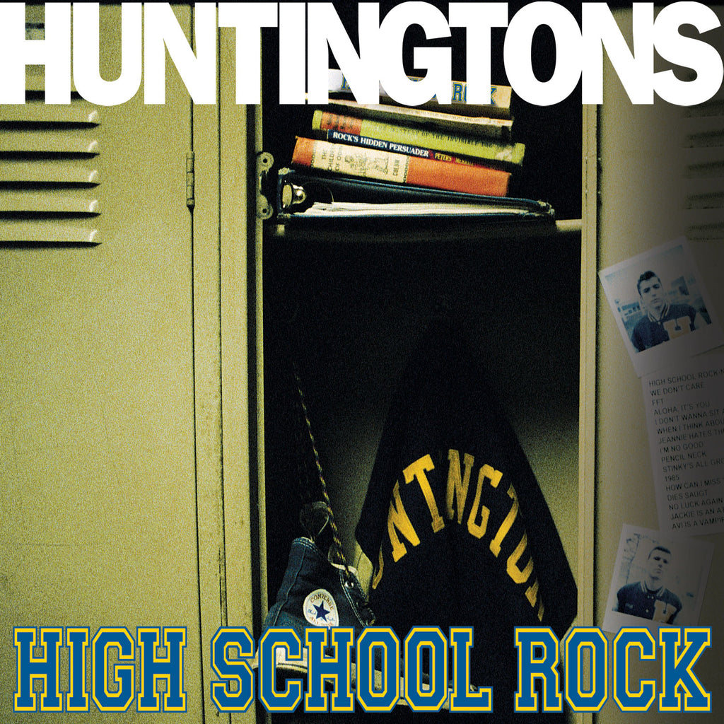 HUNTINGTONS: Preorder High School Rock