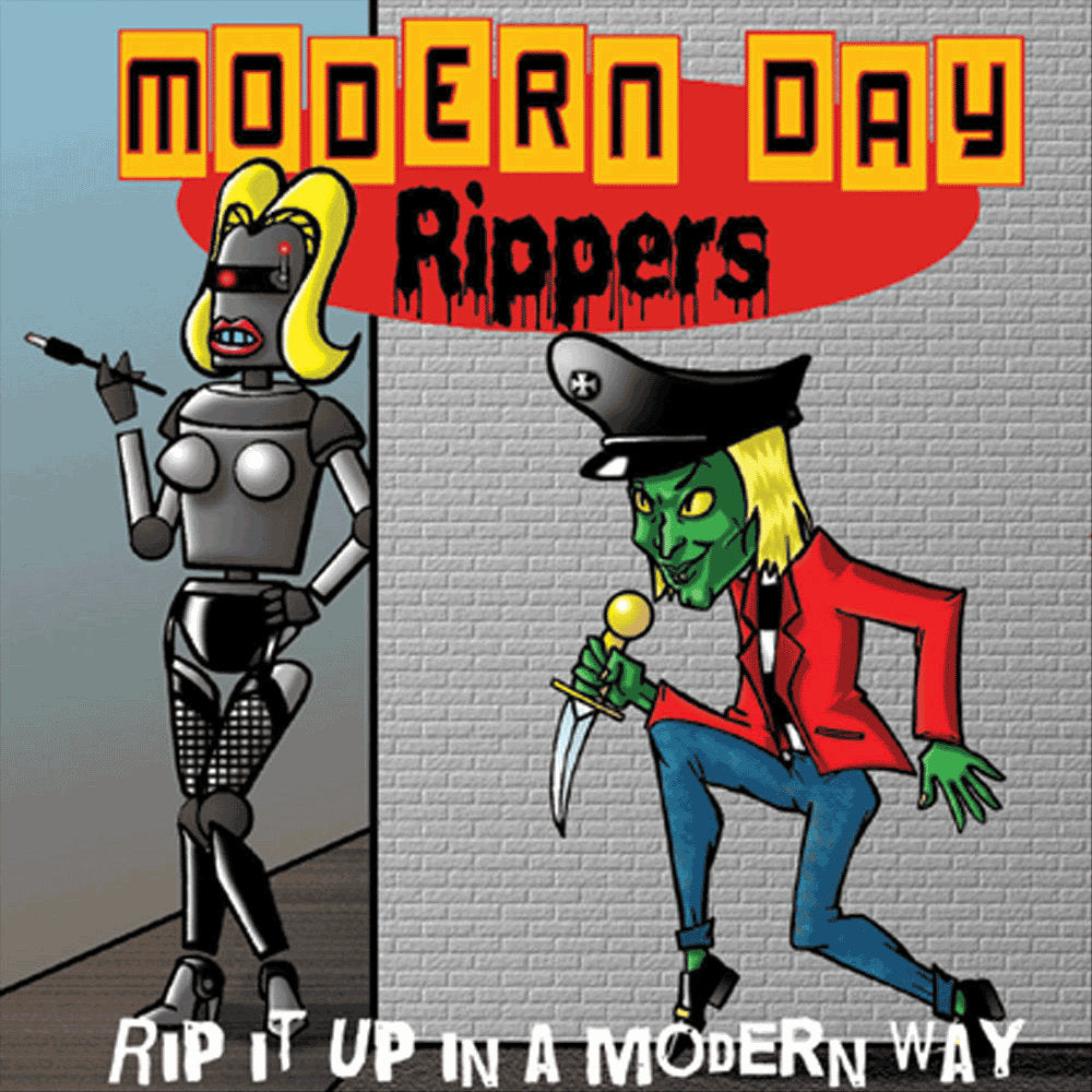 "Modern Day Rippers ‎""Rip It Up In A Modern Way"""