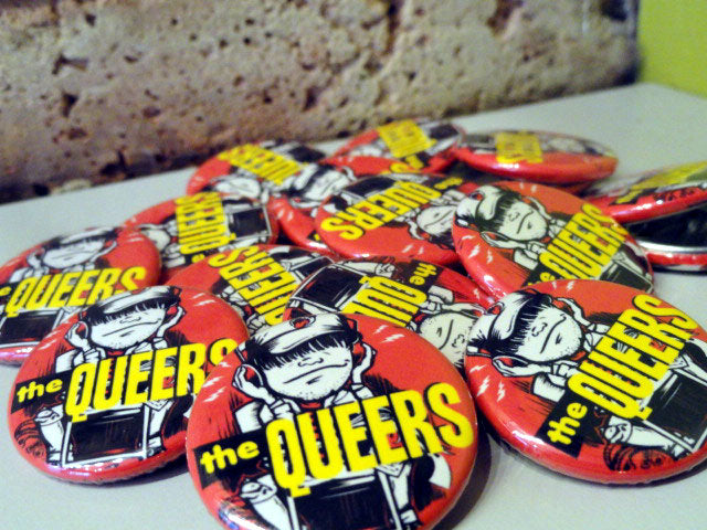 "The Queers 1.25"" Button"