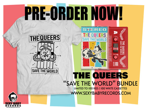 "The Queers ""Save the World"" Bundle"