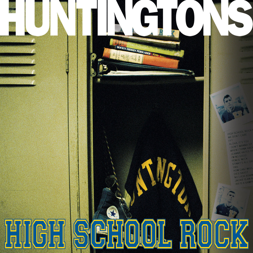 "Huntingtons ""High School Rock"""