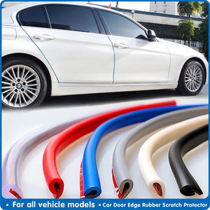 5m Car Door Protection Rubber Strip