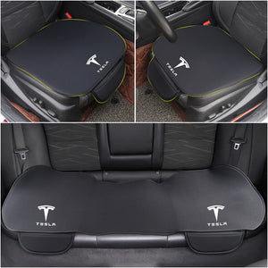 Seat Cushion covers for Tesla Models