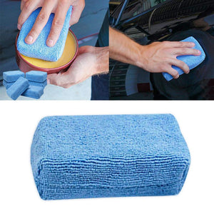 1/5/8 pcs Car Microfiber Applicator sponges