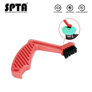 Polishing Disc Cleaning Brush