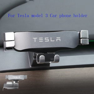 Tesla Car Air Outlet Mount Smartphone Holder