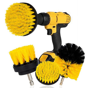 3Pcs Drill brush kit
