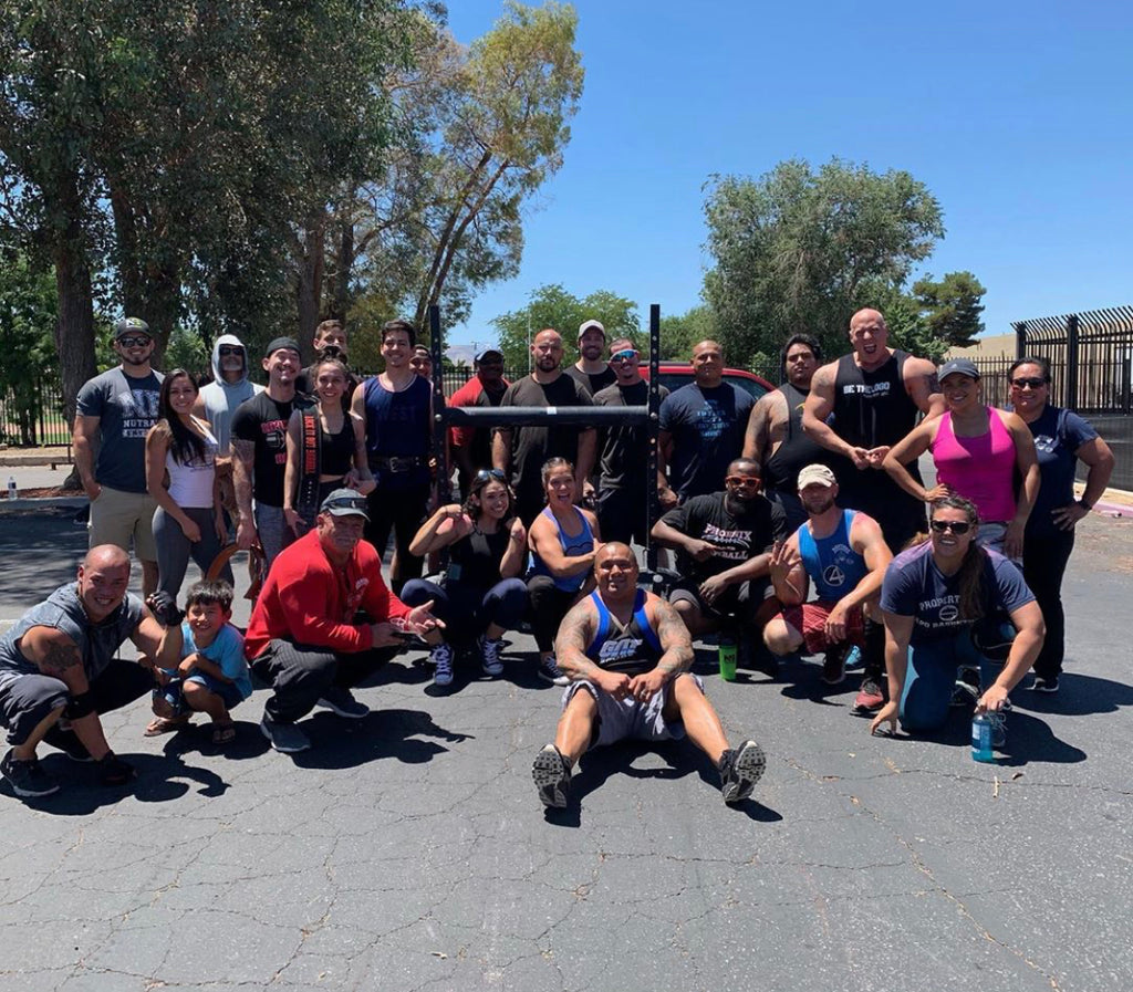 2019 Righteous Sports Nutrition Strongman & Strongwoman Competition