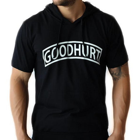 GOODHURT - Dark Camo Performance Long Sleeve Tee